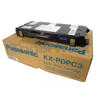 PANASONIC KX-P-8420 TONER CYAN